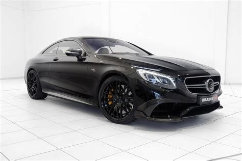 S65 Amg Brabus by Brabus Launches A Mercedes Amg S65 Amg Rocket With 900ps