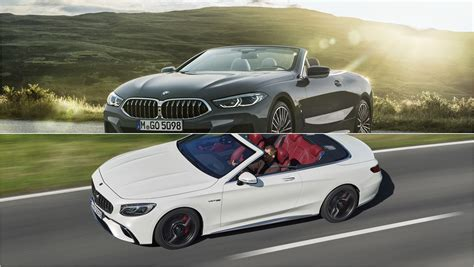 bmw  series convertible   mercedes amg  cabriolet pictures  wallpapers