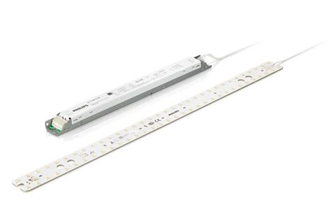 Philips Introduces The Fortimo Led Line 2 Row High Voltage