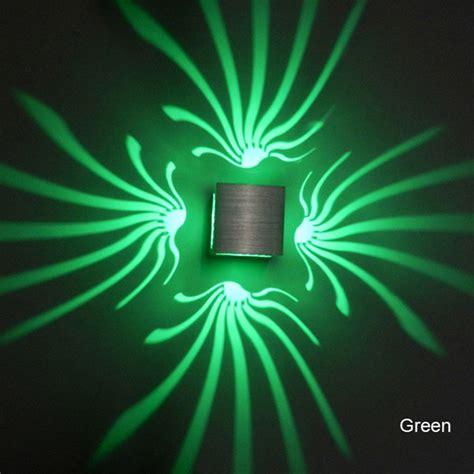 led ceiling wall light ac85v 265v rgb 3w led indoor light