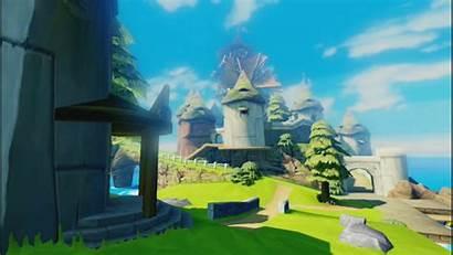 Wind Zelda Waker Legend Wallpapers Background Island