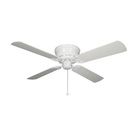 42 Ceiling Fan With Remote by Harbor 42 Inch White Armory Ceiling Fan 294968 New
