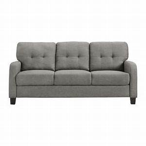 Oxford creek corbett tufted back sofa home furniture for Oxford tufted sectional sofa