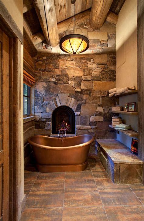 copper tub ideas  pinterest