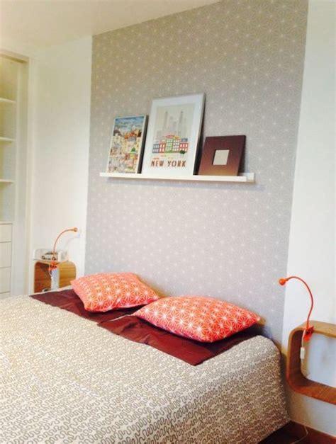 papier peint tendance chambre adulte les 30 meilleures images du tableau tête de lit en papier