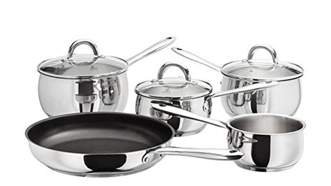saucepans pan saucepan pans steel cook under judge piece classic reviewed