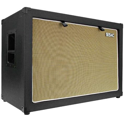 Empty 2x10 Guitar Cabinet by Seismic Audio 2x12 Guitar Speaker Cab Empty 212 Cabinet
