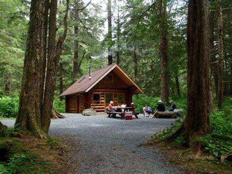 camping  starrigavan creek cabin ak
