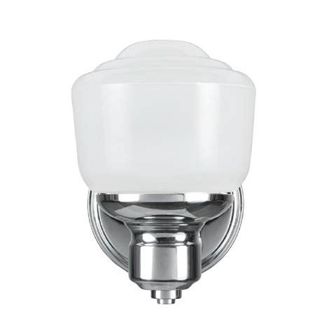 aspen chrome wall light aspen creative corporation 1 light chrome vanity light