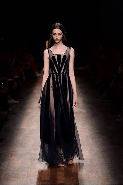 Valentino Summer Paris Catwalk Woman Spring Skinny