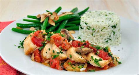 cuisine facile et originale poulet marengo recette originale et improvisation pour
