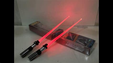 Light Saber Chopsticks by Wars Darth Vader Lightsaber Chopsticks Light Up
