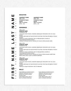 Fancy Terms For Resumes by Goldenberg Fancy Resume Template For Microsoft Word