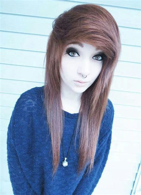 Best 10 Scene Hairstyles Ideas On Pinterest Emo Hair