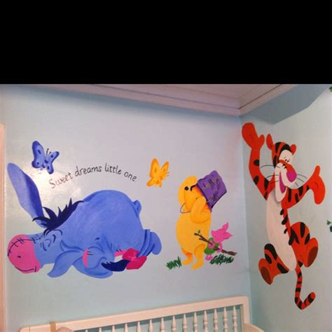 Winnie The Pooh Nursery Decor South Africa by 28 Best Character Decals From Kidz Decor Wall