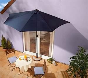 Grosser Sonnenschirm Mit Kurbel : sonnenschirm blau mit kurbel halbrund online kaufen bei woonio ~ Bigdaddyawards.com Haus und Dekorationen