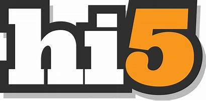 Hi5 Logos Cdr Clipground