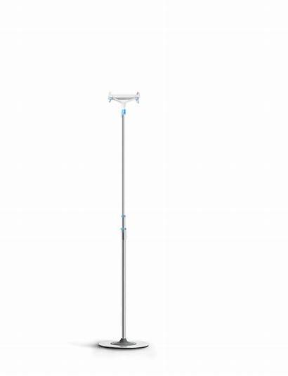 Inch Stand Ipad Pro Flexible Floor Flag