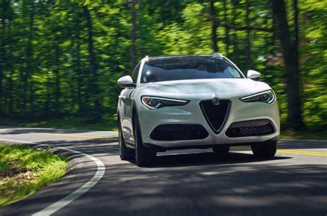Alfa Romeo Stelvio Deixa De Lado Aptidões Offroad E