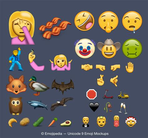 iphone new emojis 74 brand new emoji could hit your iphone in ios 10 here