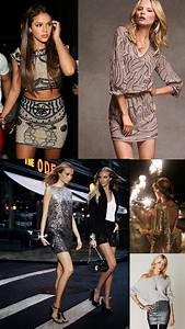 Christmas & NYE Party Looks Inspo: Sequins, Dresses, Fancy ...