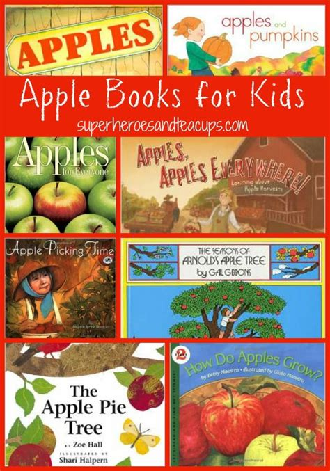 485 best images about book lists for children on 777 | cc9a2d78b19aa42c51f09b7d0ca4cd3c preschool apples fall preschool