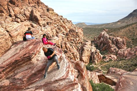 Not Preparing For Trouble Puts Red Rock Canyon Hikers