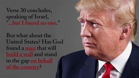god donald trump confirmed trumps
