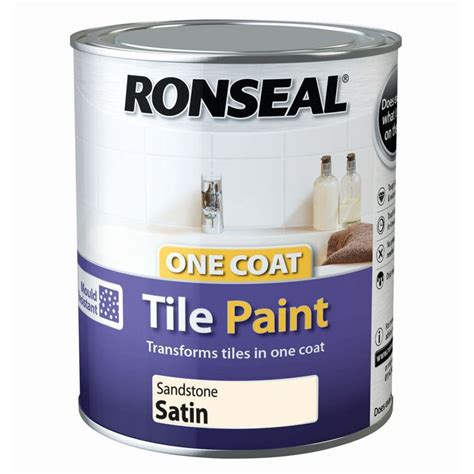 Ronseal Cupboard Paint by Ronseal One Coat Cupboard Melamine Mdf Paint Sandstone
