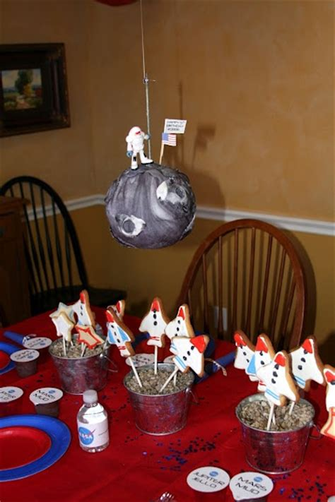 84 Best Images About Space Birthday Party Ideas On Pinterest  Space Rocket, Astronauts And