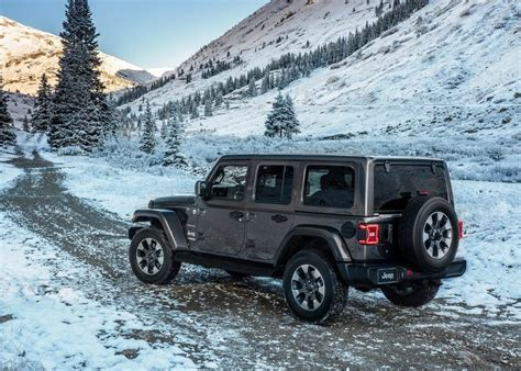 Jeep Unlimited 2020 by 2020 Jeep Wrangler Unlimited 4x4 Fuel Economy New