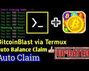 Hack clipclaps and earn $102 every day | new updated script to hack clipclaps with termux!! Hack file for Bitcoin blast 15000RP/10sec// UPDATE - Payhip
