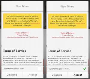 Sample terms of service template termsfeed for Mobile app privacy policy template