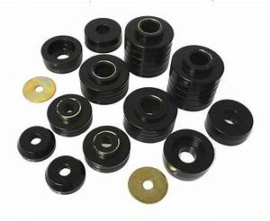 Energy Suspension 4 4107g Body And Cab Mount Bushings 80