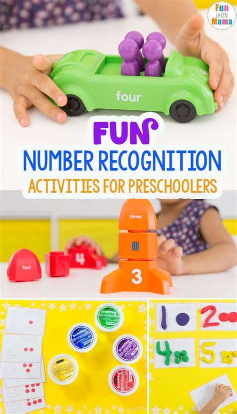 number recognition activities for preschoolers 958 | how to teach 3 year old number recognition