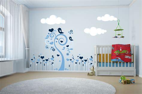deco chambre bébé garcon pin déco chambre bébé garçon bleu et blanc on
