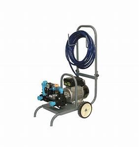 Pompe De Jardin Electrique : pompe lectrique de pulv risation sur chariot lacm ~ Edinachiropracticcenter.com Idées de Décoration