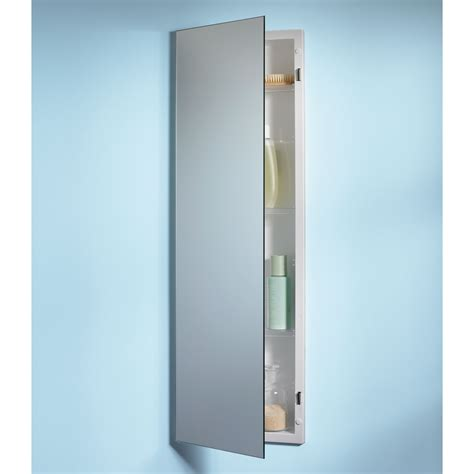 nutone pillar recessed medicine cabinet do not use at