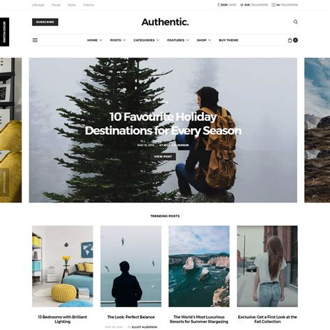 Best Themes For Blogs 10 Best Themes And Templates For 2018