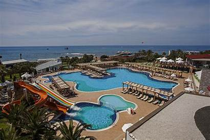 Side Resort Arcanus Turkey Antalya Sorgun Havuz