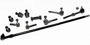 Front New Steering Chassis Part Tie Rod Linkages For Trucks Classic Chevy  Gmc
