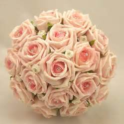 flowers for wedding bouquets beautiful pink wedding flowers