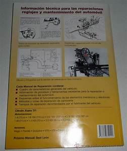 Manual De Reparaci U00f3n De Citroen Xsara - Manual