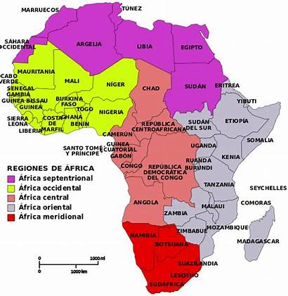 Africa Map Regions Svg Es Commons Wikimedia