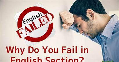 Fail English Why Section