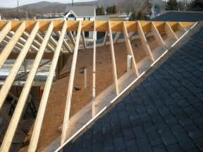 Tying Patio Roof Existing House Carpentry Building a Porch Roof Ideas