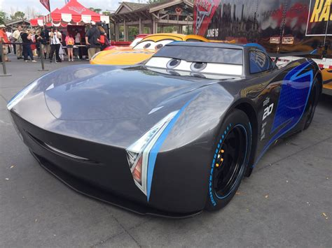 """Cars 3 """"road To The Races"""" Tour Brings Lifesized"""