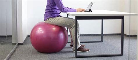 sitzball als bürostuhl sitzball als alternative zum b 252 rostuhl