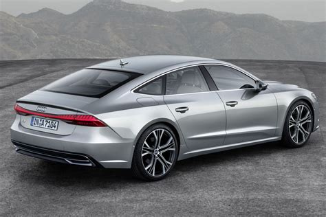 Added 26 new photos to the album ## diesel. CLS Killer? All-new Audi A7 four-door coupe is here - MercedesBlog