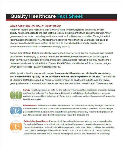 Health Fact Sheet Template by Health Fact Sheet Template 28 Images Sle Resume For